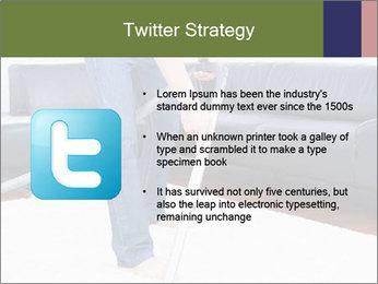 Cleaning vacuum PowerPoint Template - Slide 9