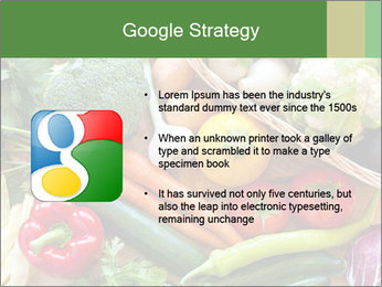 Vegetables PowerPoint Templates - Slide 10
