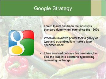 Vegetables PowerPoint Template - Slide 10
