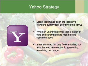 Vegetables PowerPoint Templates - Slide 11
