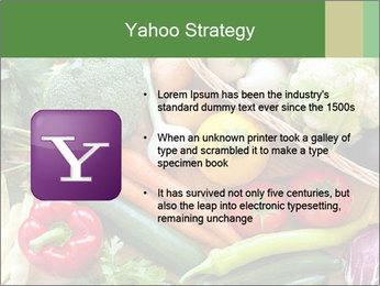 Vegetables PowerPoint Template - Slide 11