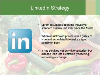 Vegetables PowerPoint Template - Slide 12