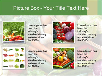 Vegetables PowerPoint Templates - Slide 14