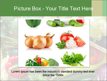Vegetables PowerPoint Template - Slide 15