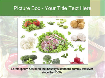 Vegetables PowerPoint Template - Slide 16