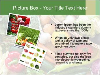 Vegetables PowerPoint Template - Slide 17