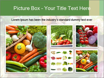 Vegetables PowerPoint Templates - Slide 19