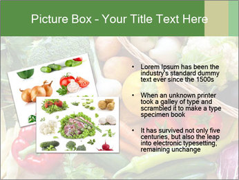 Vegetables PowerPoint Template - Slide 20