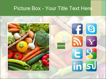 Vegetables PowerPoint Templates - Slide 21