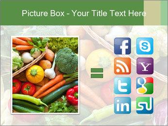Vegetables PowerPoint Template - Slide 21
