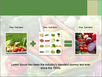 Vegetables PowerPoint Templates - Slide 22
