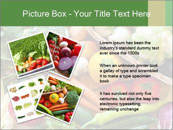 Vegetables PowerPoint Template - Slide 23