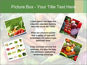 Vegetables PowerPoint Template - Slide 24