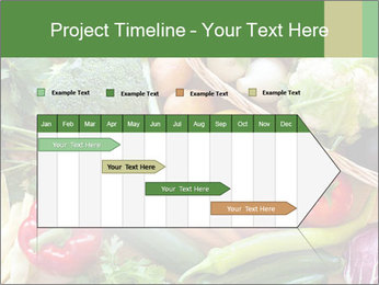 Vegetables PowerPoint Templates - Slide 25