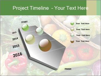 Vegetables PowerPoint Template - Slide 26
