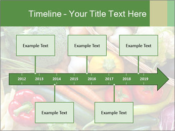 Vegetables PowerPoint Template - Slide 28