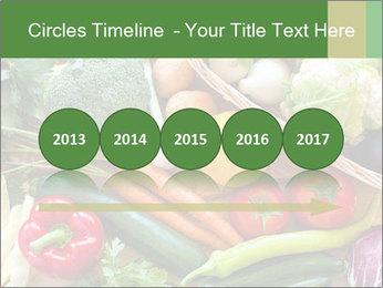 Vegetables PowerPoint Template - Slide 29