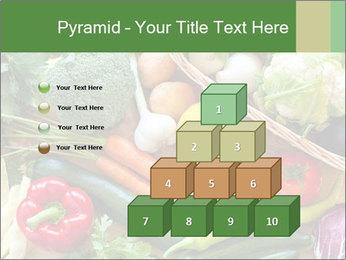 Vegetables PowerPoint Template - Slide 31