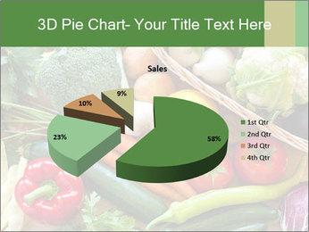 Vegetables PowerPoint Template - Slide 35