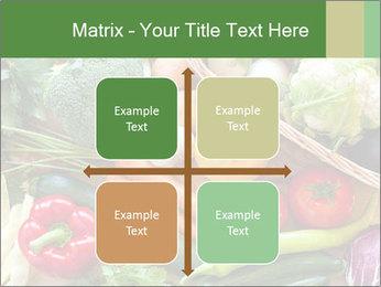 Vegetables PowerPoint Template - Slide 37