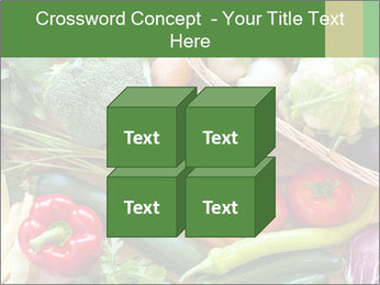 Vegetables PowerPoint Templates - Slide 39