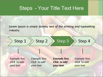 Vegetables PowerPoint Templates - Slide 4