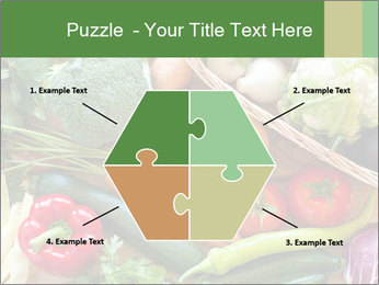 Vegetables PowerPoint Templates - Slide 40
