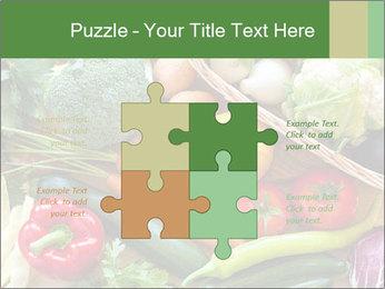 Vegetables PowerPoint Template - Slide 43