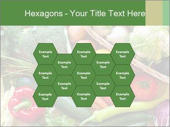 Vegetables PowerPoint Template - Slide 44