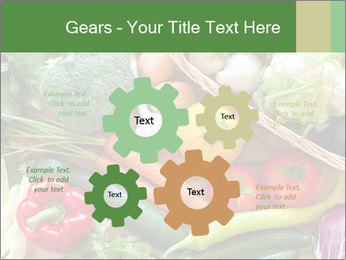Vegetables PowerPoint Templates - Slide 47