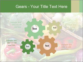 Vegetables PowerPoint Template - Slide 47