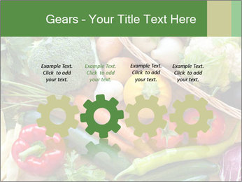 Vegetables PowerPoint Templates - Slide 48