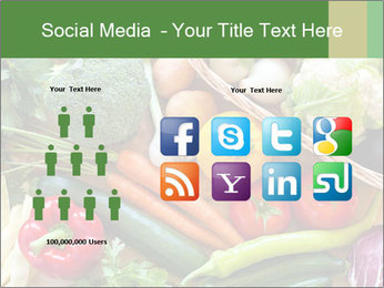 Vegetables PowerPoint Templates - Slide 5