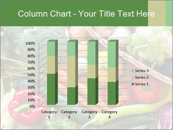 Vegetables PowerPoint Template - Slide 50