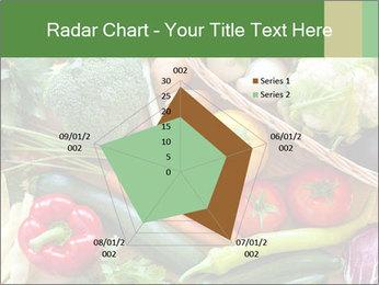 Vegetables PowerPoint Template - Slide 51