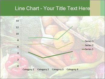 Vegetables PowerPoint Template - Slide 54