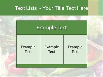 Vegetables PowerPoint Templates - Slide 59