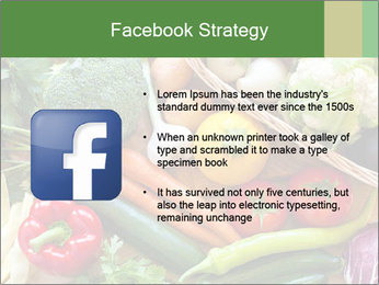 Vegetables PowerPoint Templates - Slide 6