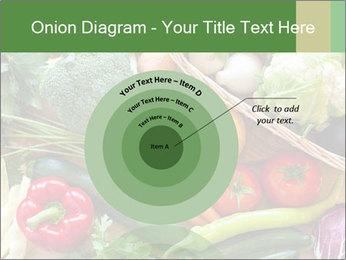 Vegetables PowerPoint Template - Slide 61