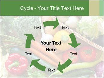 Vegetables PowerPoint Template - Slide 62