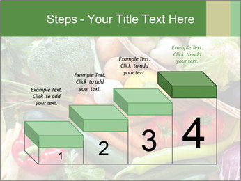 Vegetables PowerPoint Templates - Slide 64