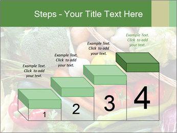 Vegetables PowerPoint Template - Slide 64
