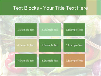 Vegetables PowerPoint Templates - Slide 68