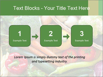 Vegetables PowerPoint Templates - Slide 71