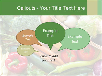 Vegetables PowerPoint Templates - Slide 73