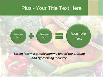 Vegetables PowerPoint Template - Slide 75