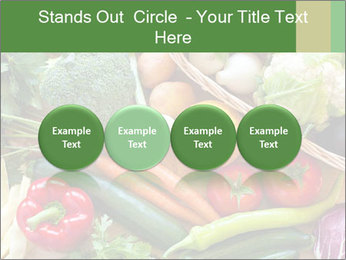 Vegetables PowerPoint Templates - Slide 76