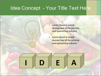 Vegetables PowerPoint Template - Slide 80