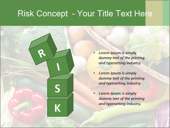 Vegetables PowerPoint Template - Slide 81