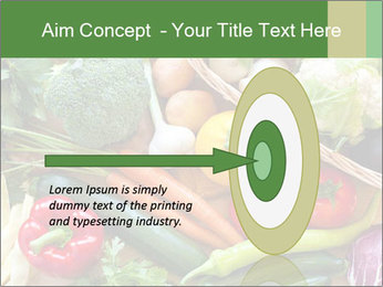 Vegetables PowerPoint Templates - Slide 83